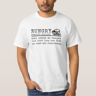 a6d7f81d3f Rungry T-Shirts - T-Shirt Design & Printing | Zazzle
