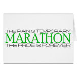 Marathon - The Pride is Forever – Best Of Luck Cards