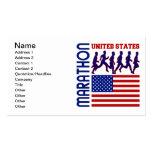 Marathon, United States Business Card