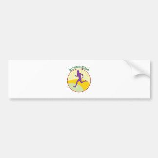 Marathon Winner Bumper Stickers