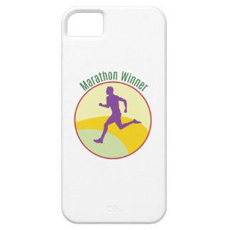 Marathon Winner iPhone 5 Cover