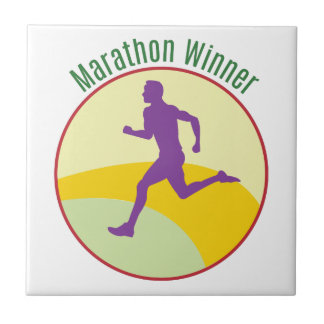 Marathon Winner Ceramic Tiles