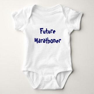 Marathoner futuro mameluco de bebé