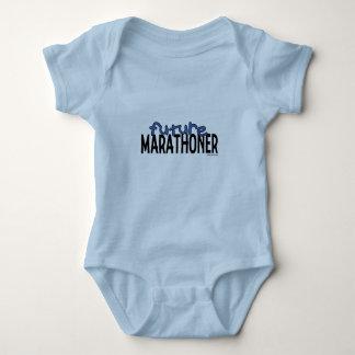 Marathoner futuro camisetas