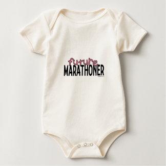Marathoner futuro trajes de bebé
