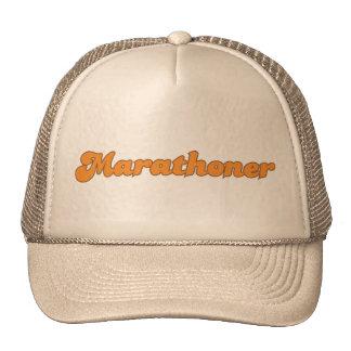 marathoner hat