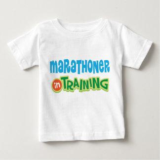 Marathoner in Training toddler T-shirt