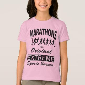 MARATHONS, the original extreme sports events T-Shirt