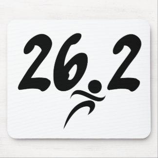 maratón 26 2 tapetes de ratón