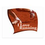 Maratón corriente del iGuide Postal