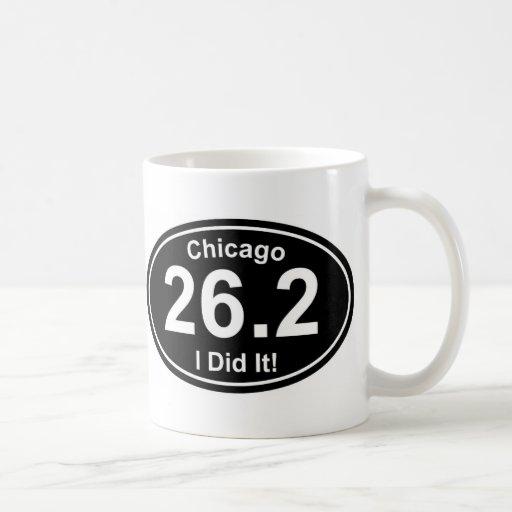 Maratón de Chicago Taza Clásica