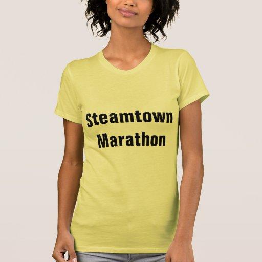 Maratón de Steamtown Poleras
