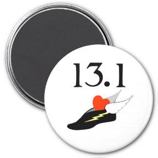 Maratón del 1 2 imanes de nevera