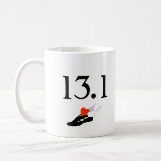 Maratón del 1 2 taza de café