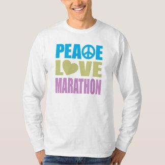 Maratón del amor de la paz playera