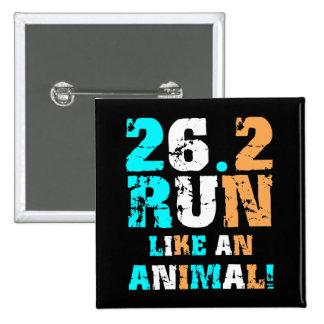 Maratón divertido 26,2 pins
