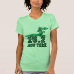 Maratón divertido de Nueva York Camiseta