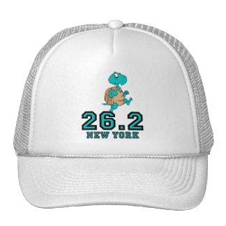 Maratón divertido de Nueva York Gorro
