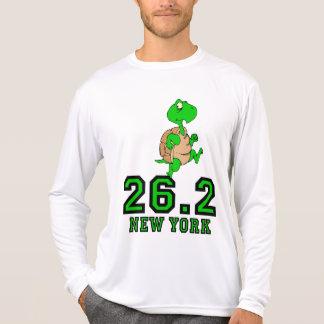 Maratón divertido de Nueva York Camisetas