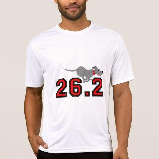 Maratón divertido t shirt