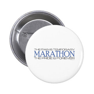Maratón - el orgullo es Forever Pin