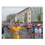 Maratón en Londres 2010 Calendarios