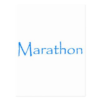 Maratón Postales