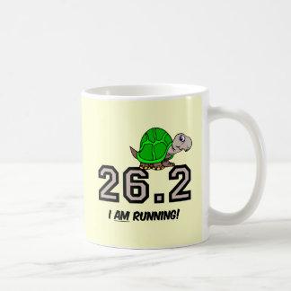 maratón taza de café