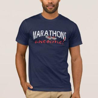 ¡Maratones impresionantes! Playera
