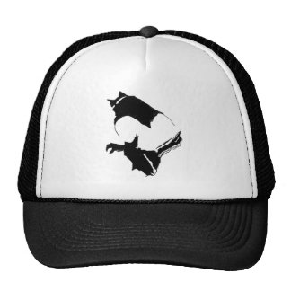 Marauder Cat Trucker Hat