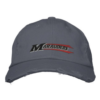 Marauders Embroidered Wordmark Embroidered Baseball Cap