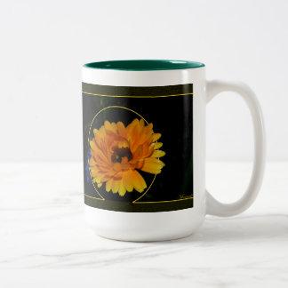 Maravilla 1 taza de dos tonos