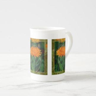 Maravilla 2 taza de porcelana