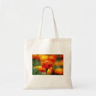 Maravilla anaranjada imponente bolsas