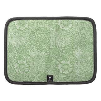 Maravilla de William Morris verde