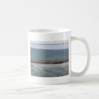 Maravilla del mar taza clásica