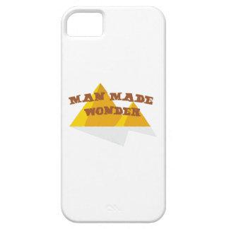 Maravilla hecha hombre iPhone 5 Case-Mate cárcasas