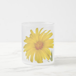 maravilla taza de cristal