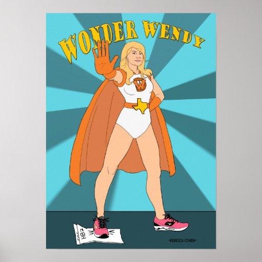 ¡Maravilla Wendy! Tributo a Wendy Davis Póster