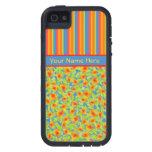 Maravillas anaranjadas, caso del iPhone 5/5s iPhone 5 Protectores