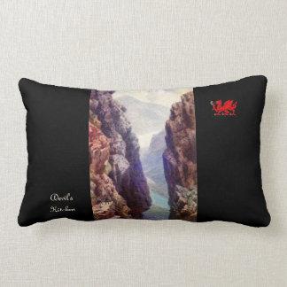 Maravillas de la almohada de País de Gales