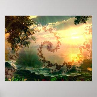 Maravillas de la mañana - poster