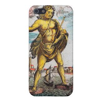 Maravillas del mundo antiguo iPhone 5 protector