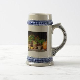 Maravillas y calabazas taza