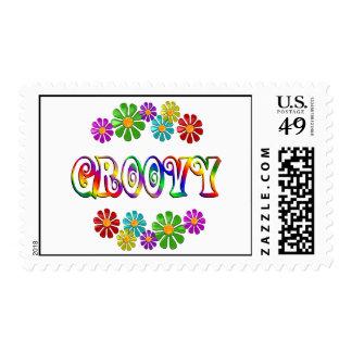 Maravilloso colorido sellos