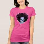 Maravillosos muertos (con el backprint) camisetas