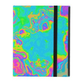 Marble Acid iPad Case
