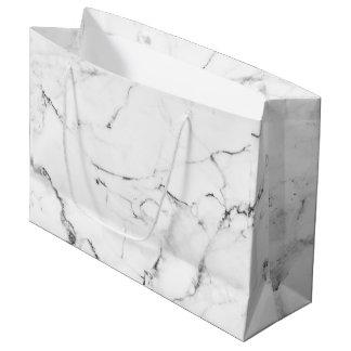 Marble Addiction Large Gift Bag
