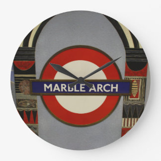 Marble Arch Large Clock