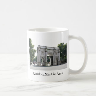 Marble Arch, London Classic White Coffee Mug